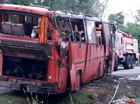 Пассажирский автобус перевернулся в субботу около 5 часов вечера на трассе в Подмосковье, сообщили в региональном главке МЧС. ДТП произошло на трассе А107 в Домодедовском районе
