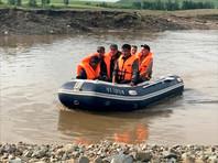 В Забайкалье продолжается наводнение из-за ливней -   объявлено новое  штормовое предупреждение