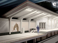 Станции Филевской линии метро приобретают новый архитектурный облик