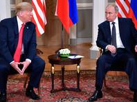 Путин предложил Трампу провести референдум в Донбассе, узнало Bloomberg