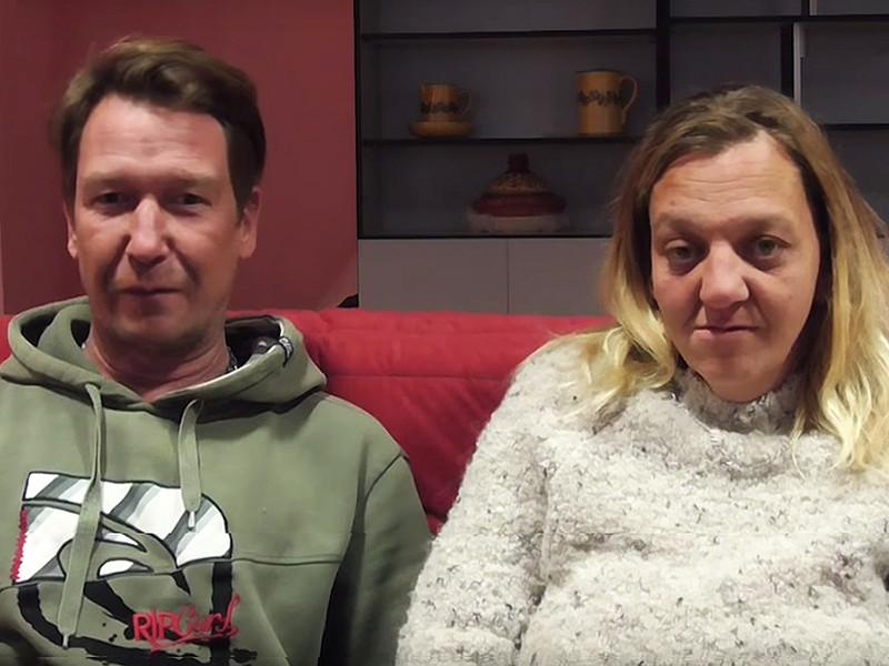 Соня и Маркус Бергфельды