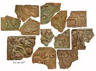 Археологи обнаружили в центре Москвы новые следы Великого пожара 1737 года