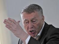 Владимир Жириновский во время пресс-конференции рассуждал о преимуществах двухпартийной системы, то есть не стал отрицать планов объединения