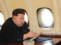 Личный самолет Ким Чен Ына заметили во Владивостоке
