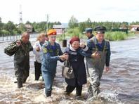 8 июля реки в регионе вышли из берегов и подтопили шесть населенных пунктов в Шилкинском, Нерчинском и Карымском районах