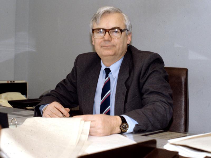 Леонид Кравченко, январь 1989 года