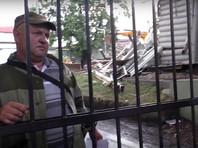 Деревянный дом начала XX века на территории усадьбы на Новой Басманной сломали по распоряжению Собянина
