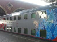 Болельщики во время ЧМ-2018 вынесли из поездов простыней и подстаканников на миллион рублей