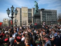 В прокуратуре рассказали, на что власти дали 33 млн рублей казакам, хлеставшим нагайками московских митингующих