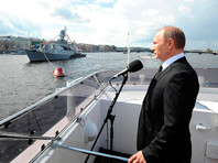 Владимир Путин, 31 июля 2016 года