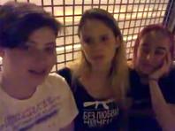 Ольга Пахтусова, Вероника Никульшина, Ольга Курачева, 30 июля 2018 года