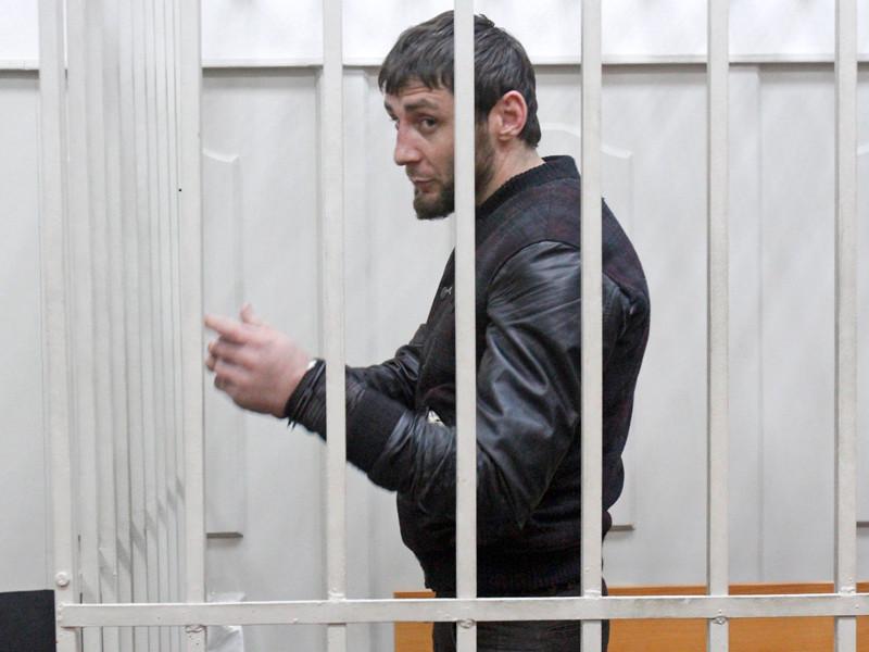 Заур Дадаев,март 2015 года