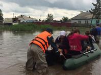 В Забайкалье рекордный паводок разрушил 27 мостов
