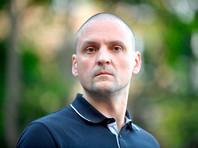 Арестованного оппозиционера Сергея Удальцова госпитализировали после пяти дней голодовки