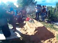 Похороны Орхана Джемаля