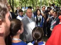 Владимир Путин посетовал на недостаток позитива в соцсетях