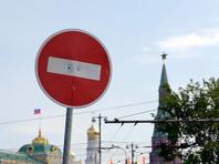 Движение в центре Москвы ограничат во время празднования Дня ВДВ