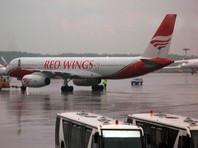 В Уфе успешно совершил посадку самолет с горящим двигателем (ВИДЕО)