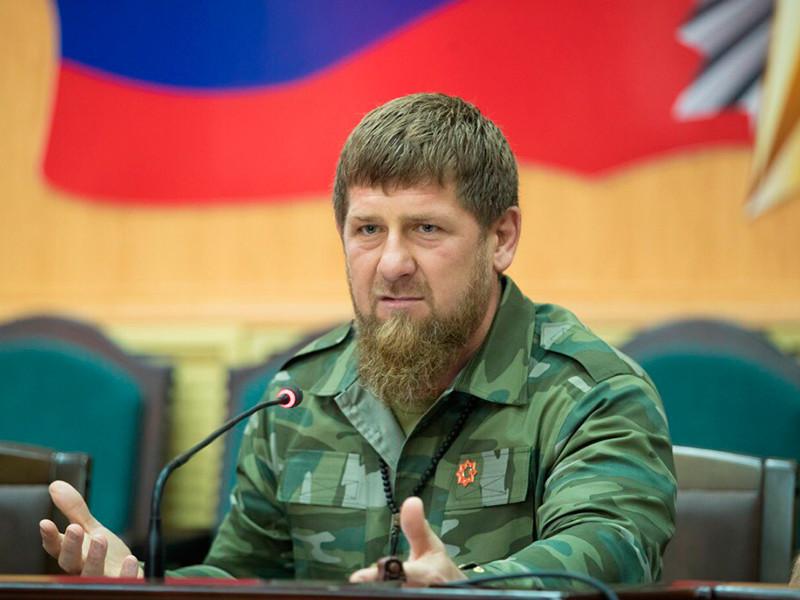 """Кадыров назвал нападение подростков на полицейских в Чечне """"заговором"""" по команде из-за рубежа"""