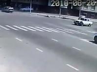Утром в Грозном на пересечении улиц Первомайская-Исаева произошла стрельба, нападение на сотрудников полиции, в результате один полицейский скончался