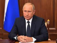 """В последние несколько лет президент России Владимир Путин постоянно дистанцируется от """"Единой России"""""""
