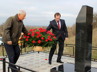 В России увековечат 20 мест казни жертв Холокоста