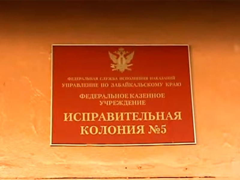 Следственный комитет по Забайкальскому краю возбудил уголовное дело о превышении должностных полномочий по факту избиения двух заключенных в исправительной колонии N5 (ИК-5)