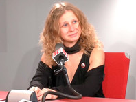 Активистка и участница группы Pussy Riot Мария Алехина, несмотря на запрет на выезд из России, сумела покинуть страну и вылететь в Великобританию. Такое сообщение появилось в Twitter-аккаунте группы вечером 9 августа
