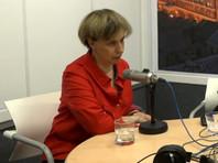 Правозащитница Светова посетила голодающего 92-й день Сенцова