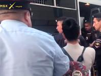 В Москве задержаны участники акции в поддержку голодающего украинского режиссера Сенцова