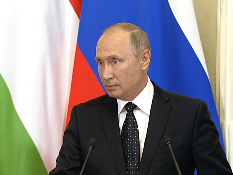 Президент России Владимир Путин заявил, что российская сторона намерена серьезно разобраться в инциденте, в результате которого сирийскими ПВО был сбит российский Ил-20 над Средиземным морем