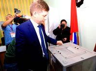 Представитель ЛДПР Сергей Фургал уверенно лидирует после подсчета 99,24% протоколов на выборах губернатора Хабаровского края