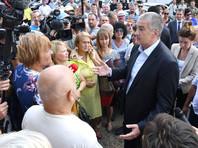 Сергей Аксенов встретился с жителями Армянска