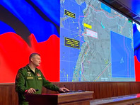 Минобороны РФ: 17 сентября Израиль оповестил Россию об авиаударах в Сирии, а через минуту сбросил бомбы