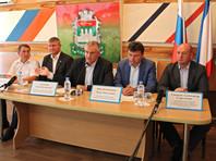 Заседание оперативного штаба в городе Армянске