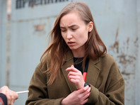 """Больную эпилепсией, арестованную на """"пенсионном"""" митинге в Екатеринбурге, отпустили из-под ареста"""