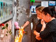 В Северной Осетии проходит вахта памяти по жертвам теракта 1-3 сентября 2004 года