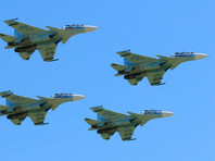 Россия совместно с шестью странами СНГ начала крупные военные учения с участием 100 самолетов
