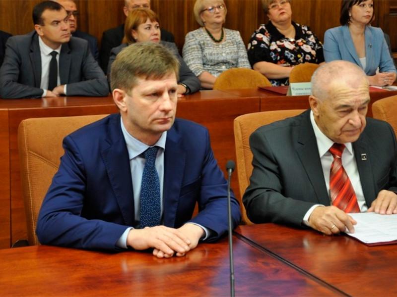 Избирательная комиссия Хабаровского края в среду официально утвердила итоги состоявшегося 23 сентября повторного голосования на выборах губернатора региона