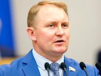 Первый заместитель председателя комитета Госдумы по обороне, депутат от фракции ЛДПР Александр Шерин
