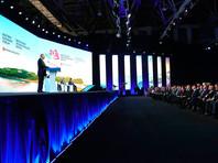 Президент РФ Владимир Путин, выступая в среду, 12 сентября, на Восточном экономическом форуме (ВЭФ) во Владивостоке, предложил в ближайшее время заключить мирный договор между Россией и Японией