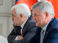 Александр Гусев( на фото - справа) и Юрий Агибалов