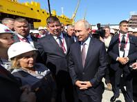 """Путин не поверил работнице приморского завода """"Звезда"""", рассказавшей о зарплате в 30 тысяч рублей. Кремль поспешил убрать текст разговора"""