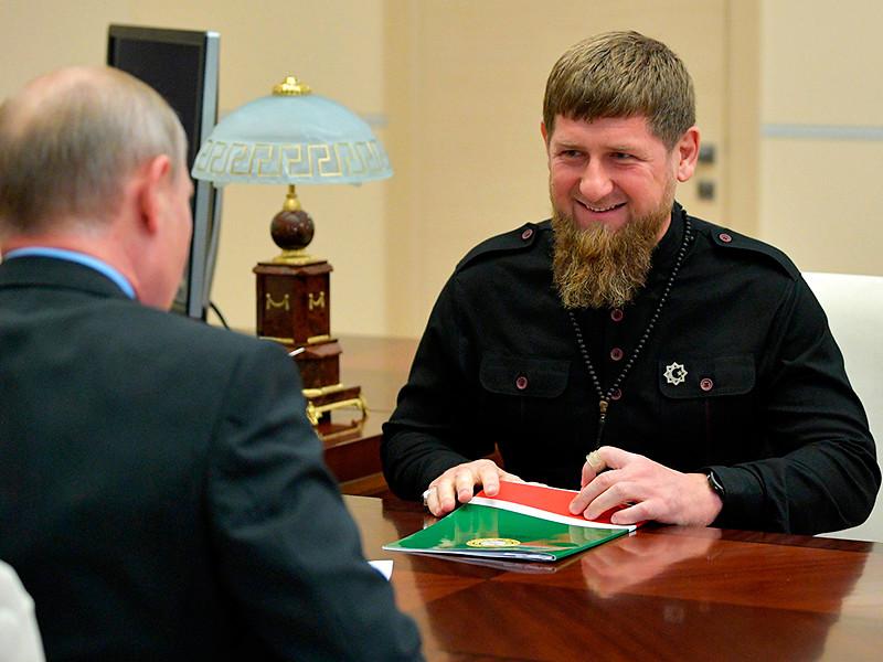 Кадыров обзавелся собственной нефтяной компанией. Ее передал ему Путин накануне дня рождения