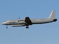 """Российский военный самолет радиоэлектронной разведки Ил-20 с 14 военнослужащими на борту, который пропал с радаров у побережья Сирии, не долетев 35 километров до авиабазы """"Хмеймим"""", действительно, был сбит над Средиземным море сирийскими средствами ПВО"""