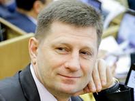 Сергей Фургал поблагодарил членов избирательной комиссии за организацию и проведение выборов
