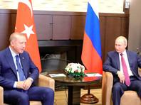 Российско-турецкие переговоры, 17 сентября 2018 года