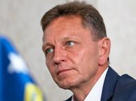По итогам подсчета 100% голосов Сипягин набирает 57,03% голосов против 37,46% Орловой