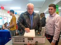Единоросс Виктор Зимин снялся с выборов главы Хакасии