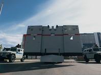 """Росгвардия получит """"Стены"""" для защиты от толп агрессивных россиян - огромные передвижные щиты с удобными бойницами для расстрела (ВИДЕО)"""